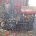 Broken generator