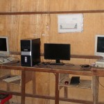 Donated computers