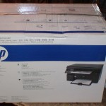 We have a new printer!
